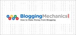 Blogging Mechanics Logo