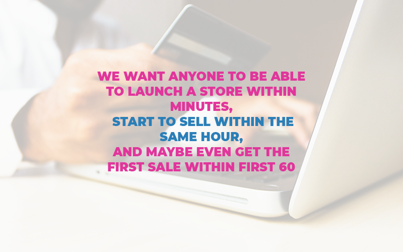 launch a store