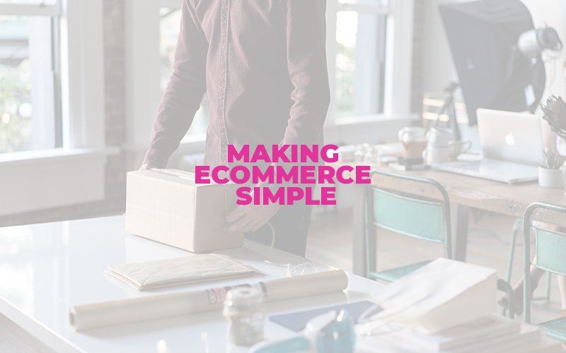 making ecommerce simple