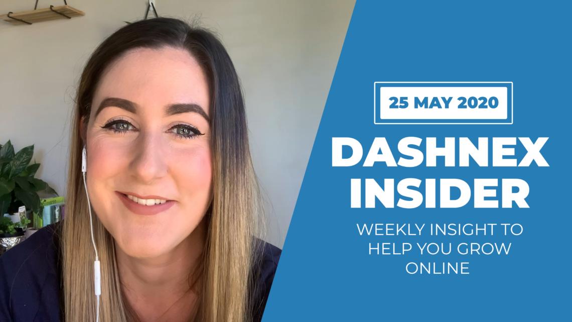 Weekly Dashnex Insider