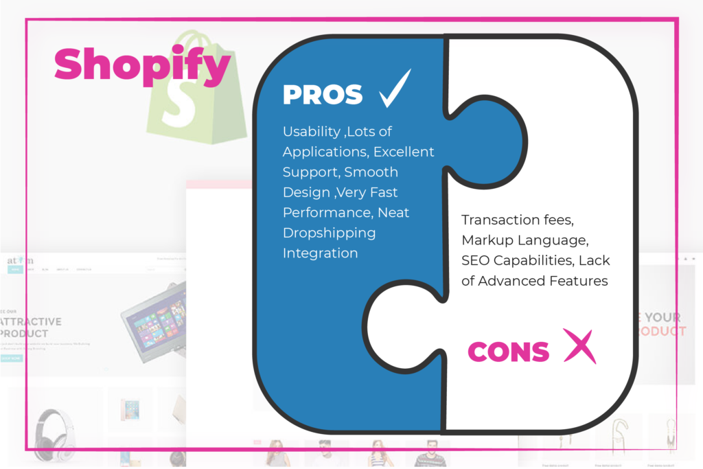 Shopify Pros and Cons
