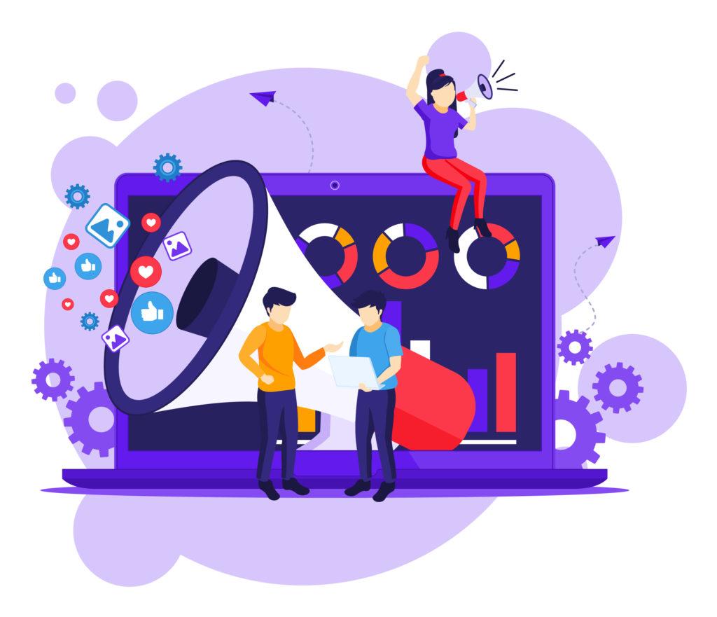 marketing website builder